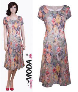 c60faadba2dd Luxusné letné dámske šaty– trendymoda.sk