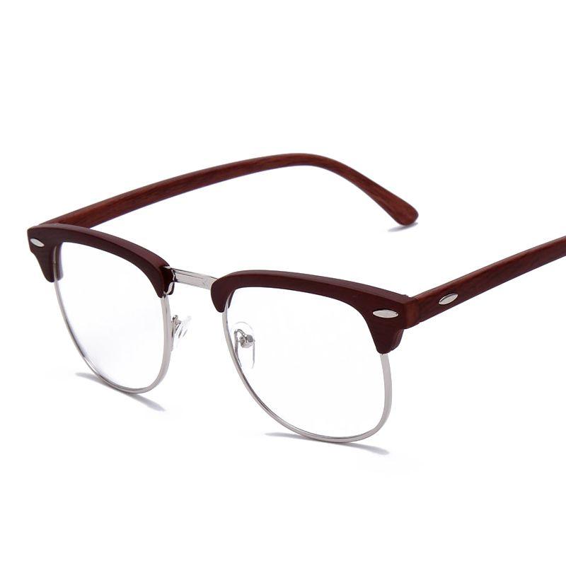 Brand Johnny Depp Glasses Men Women Retro Vintage Optical Eyeglasses ...