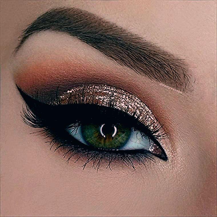 Photo of Make-up-Augen zum Ausgehen und für wichtige Ereignisse – Dekoration ideen