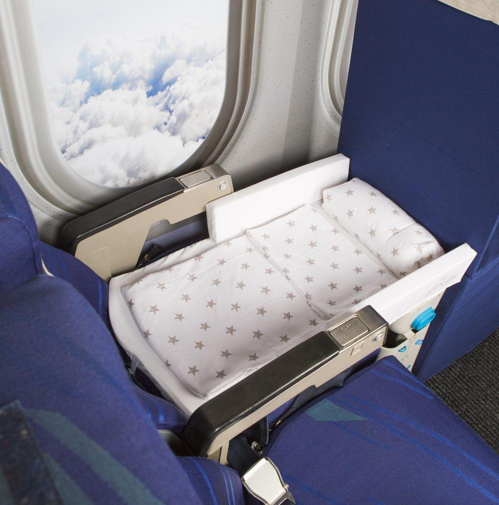 JetKids BedBox New Mattress Kids Travel Voyager avec un
