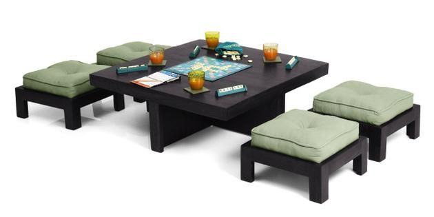 Coffee Table With Seating 11411poster