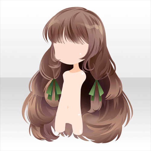 Girl Hairstyle Reference: ヘア 参照、髪のスケッチ、髪 描き方