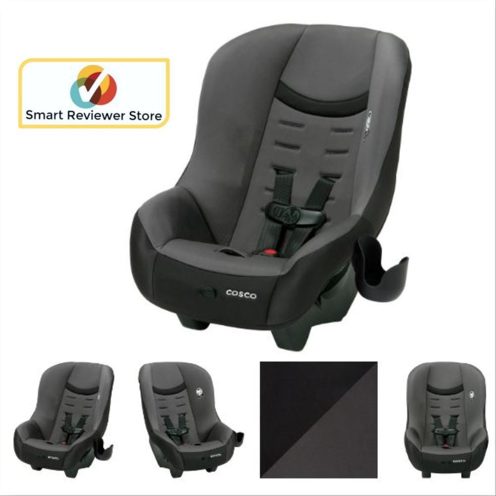 Cosco Scenera NEXT Convertible Car Seat Front Face Baby Toddler Rear Travel