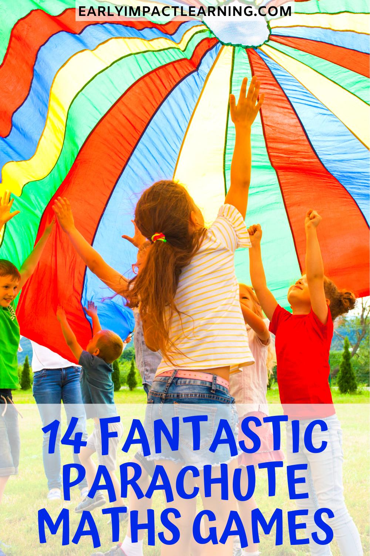 14 Fantastic Parachute Maths Games | Physical activities ...
