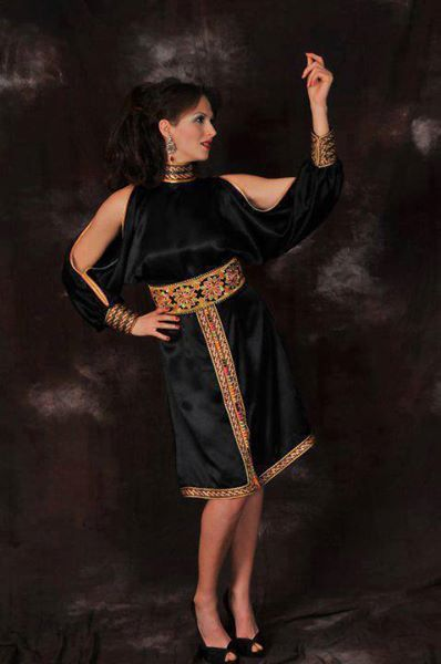 Kabyle Dress Algeria #algeriantraditionaldresses #Algérie #الجزائر