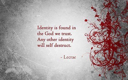 Lecrae Quotes About God
