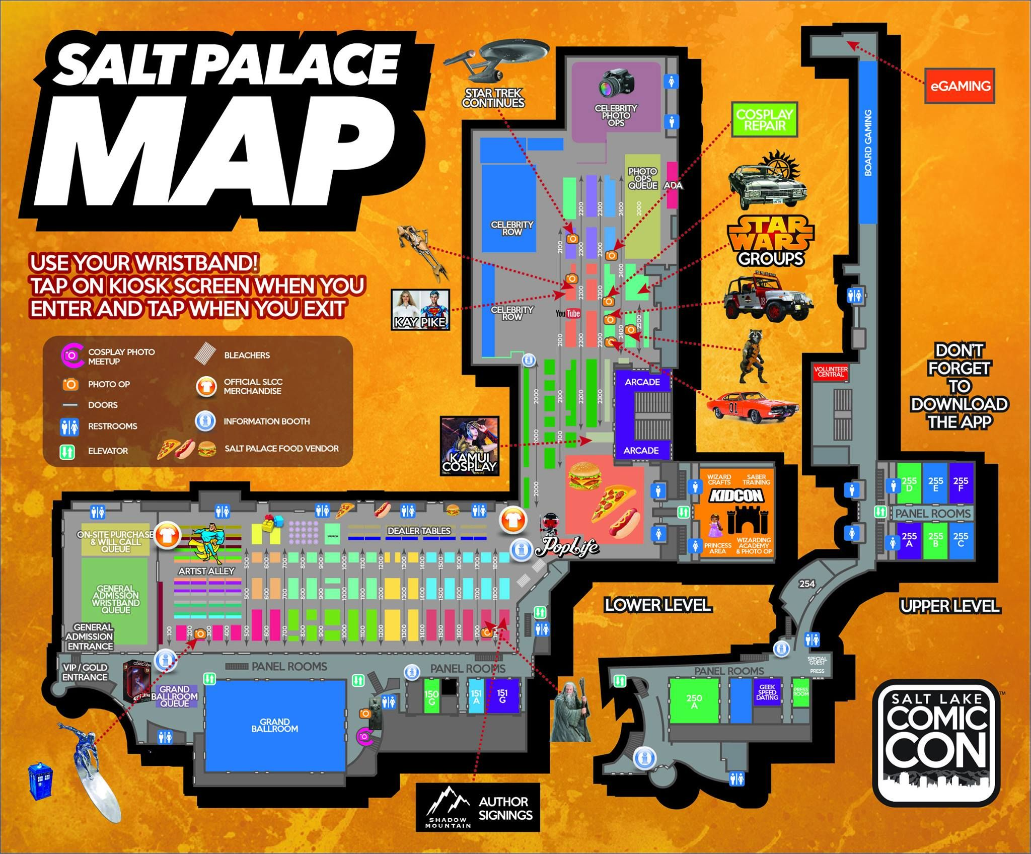 The official Salt Palace Map! Have questions about attending ... on hartford convention center map, ft lauderdale convention center map, fresno convention center map, amsterdam convention center map, durham convention center map, chattanooga convention center map, lynnwood convention center map, reno convention center map, mesquite convention center map, rochester convention center map, florida convention center map, hampton roads convention center map, sarasota bradenton convention center map, palm springs convention center map, lansing convention center map, arlington convention center map, dallas fort worth convention center map, hot springs convention center map, amarillo convention center map, louisville convention center map,