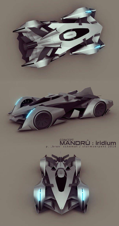 Mandru Marlin S-GT by stormserpent on DeviantArt #conceptcars