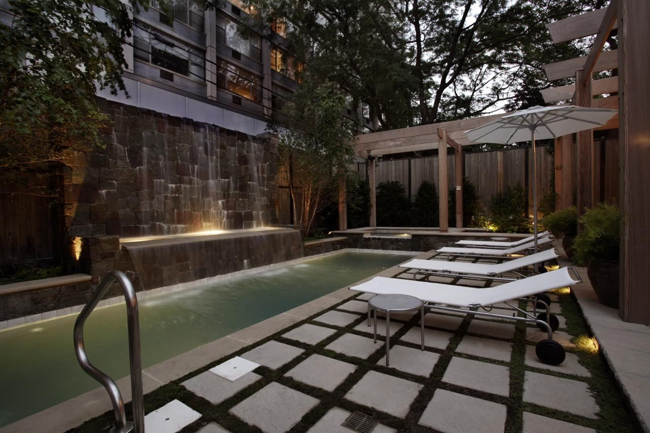 Lush Landscaping Ideas For Around Your Pool