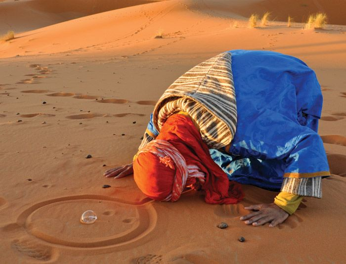 Sahara Desert People Culture
