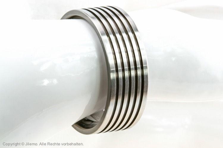 feniom Ring Titan handgefertigt RW 55 ..mehr als nur ein Schmuckstück -018409-55 in Uhren & Schmuck, Modeschmuck, Ringe | eBay