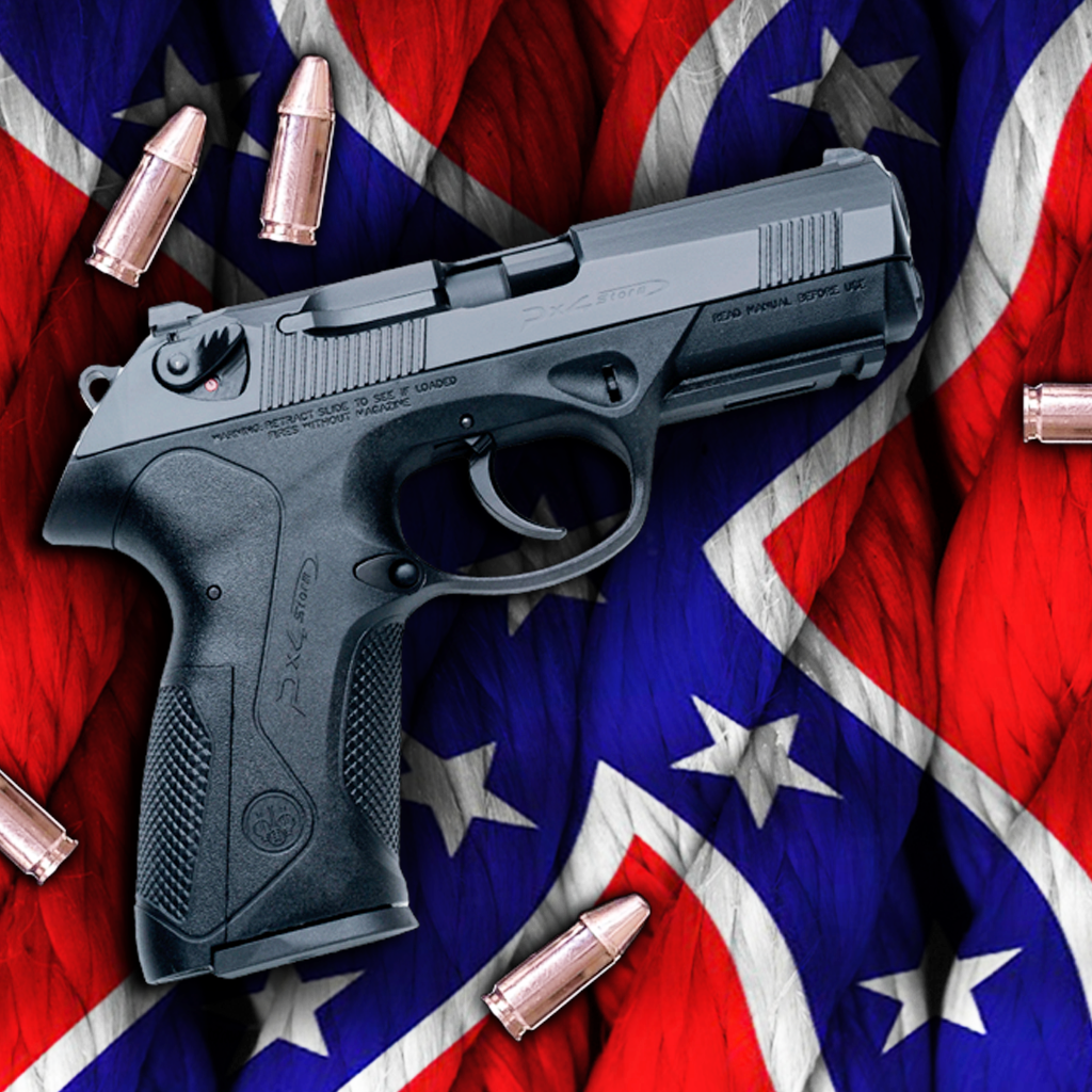 southern pride (rebel flag) wallpaper!stafford signs (us