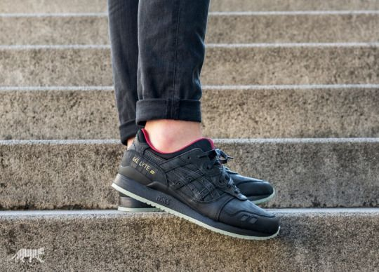 the best attitude 60d8f 19f1f Asics Gel-Lyte III Lacquer Pack   Best Sneakers 4 You ...