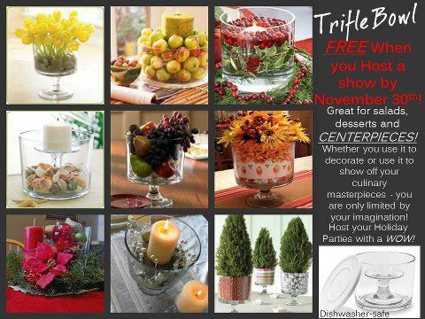 Great Ideas Got One Need To Decorate With It Craft Ideas Best Trifle Bowl Decorations