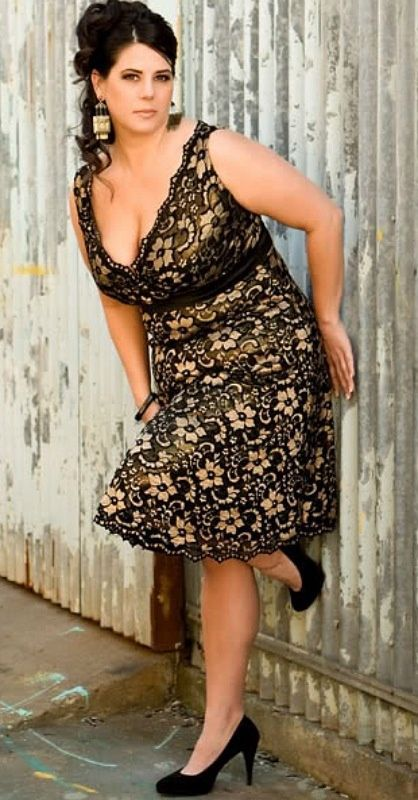 bb9bd5d2864dd2 awesome Hit the clubs with sexy plus size clubwear | dresses ...