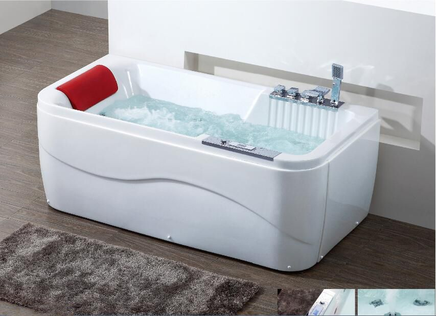 new design whirlpool bathtub 1600x850x650mm | Stuff to Buy ...