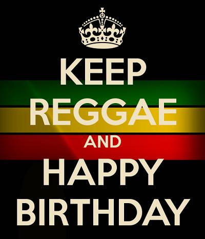 Afbeeldingen Verjaardag Reggae