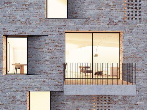 Fassadendetail, © steimle architekten Fassade