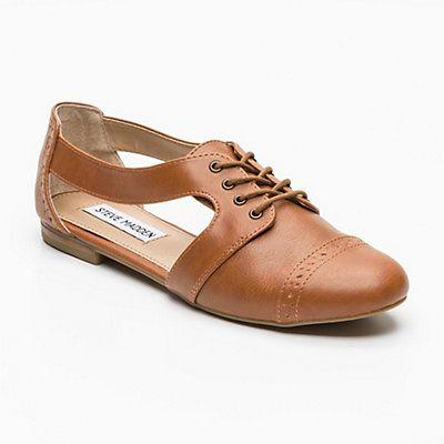 Derbies Pinterest marron Derbies ou presque Chaussures plates XwxYwR0M7q
