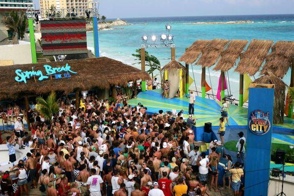 A Student Traveler S Guide To Spring Break In Mexico Best Spring Break Destinations Spring Break Mexico Spring Break Destinations