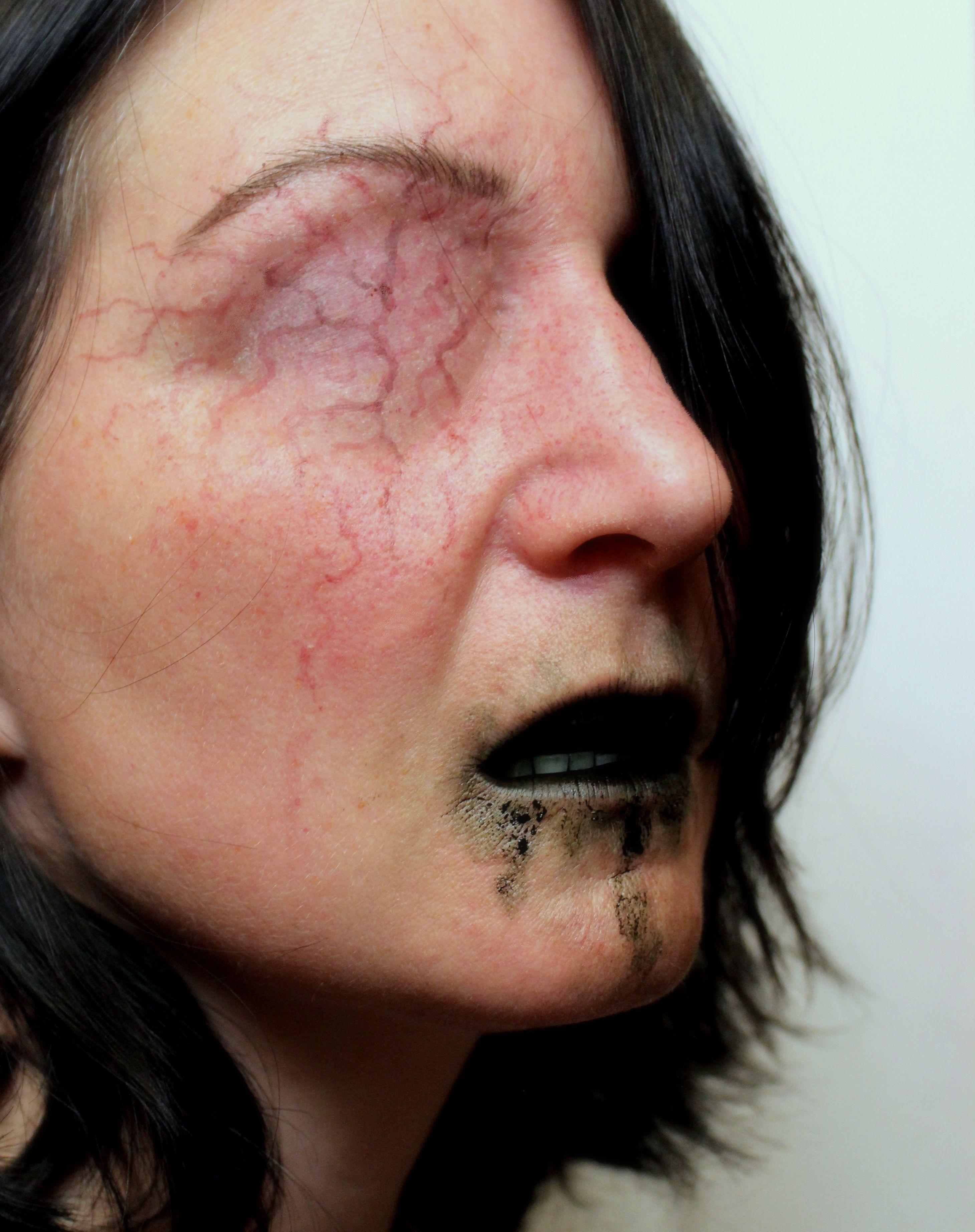 No Eyes By Rhonda Caustonreel Twisted Fx Spfx Makeup