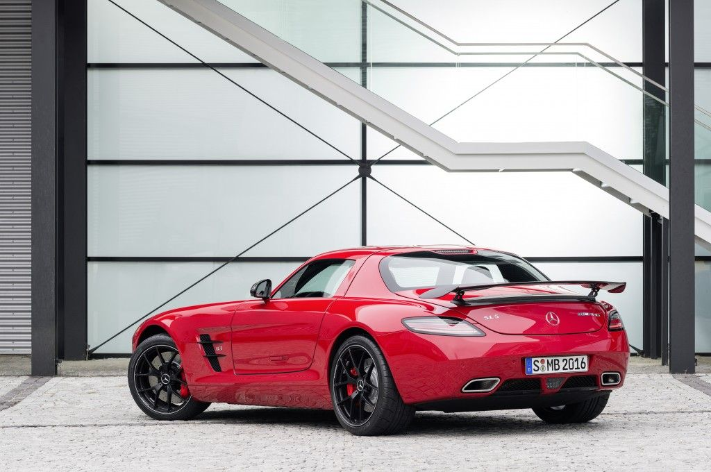 Final Edition Is A Perfect End To The Sls Amg Gt With Images