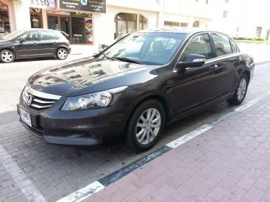 Accord 2 4 2012 I Vtec Limited Gcc Perfect Condition Price Final