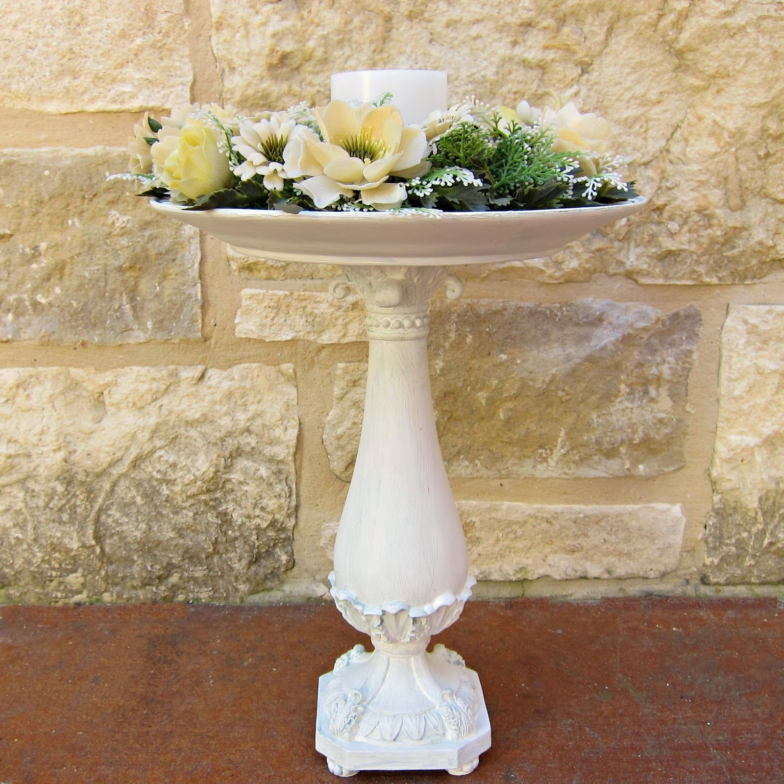 Morenas Corner How To Make Your Own Wedding Centerpiece