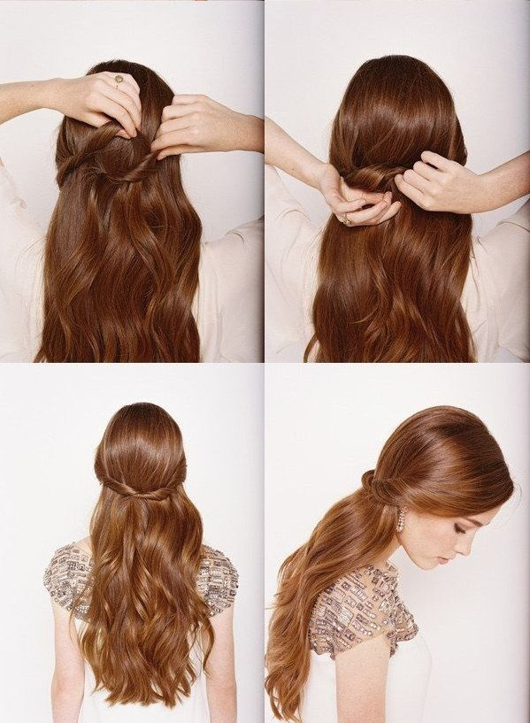 15 Easy Ways To Wear Your Hair Half Up Half Down The Singapore