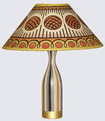 Cressida Bell Cressida Bell Painting Lamp Shades Painting Lamps