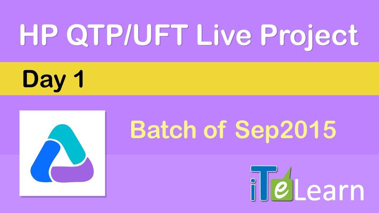 Hp uft 12 5 qtp live project day 01 aut scope test automation plan hp uft 12 5 qtp live project day 01 aut scope test automation plan for unified baditri Gallery