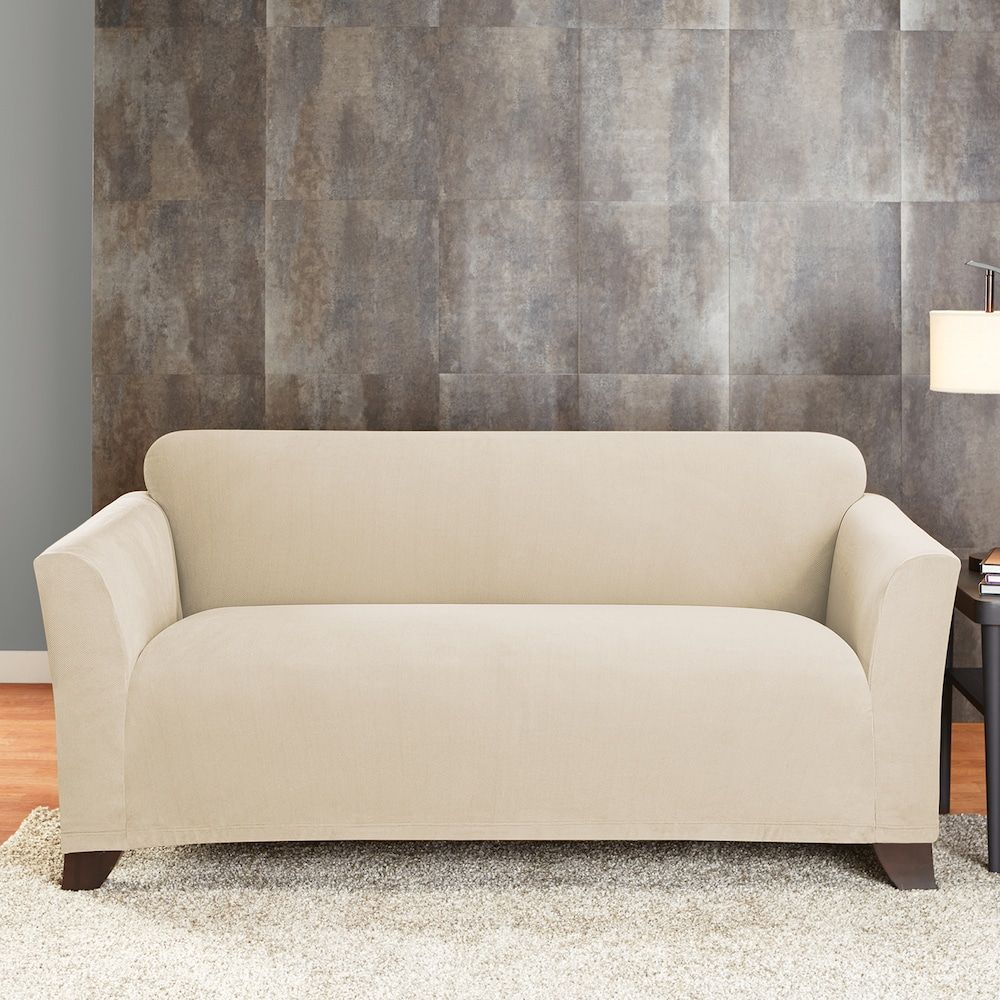 Sure Fit Stretch Maya Sofa Slipcover Slipcovers Furniture Slipcovers Sofa