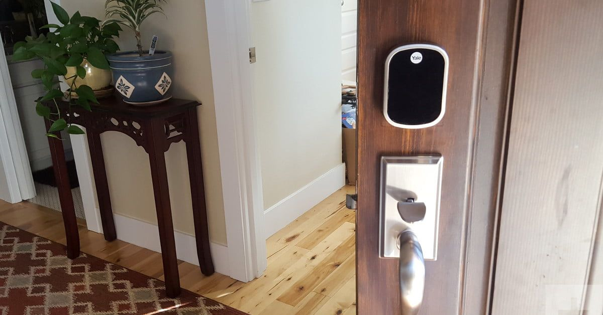 Yale Assure smart locks can now keep your home secure with