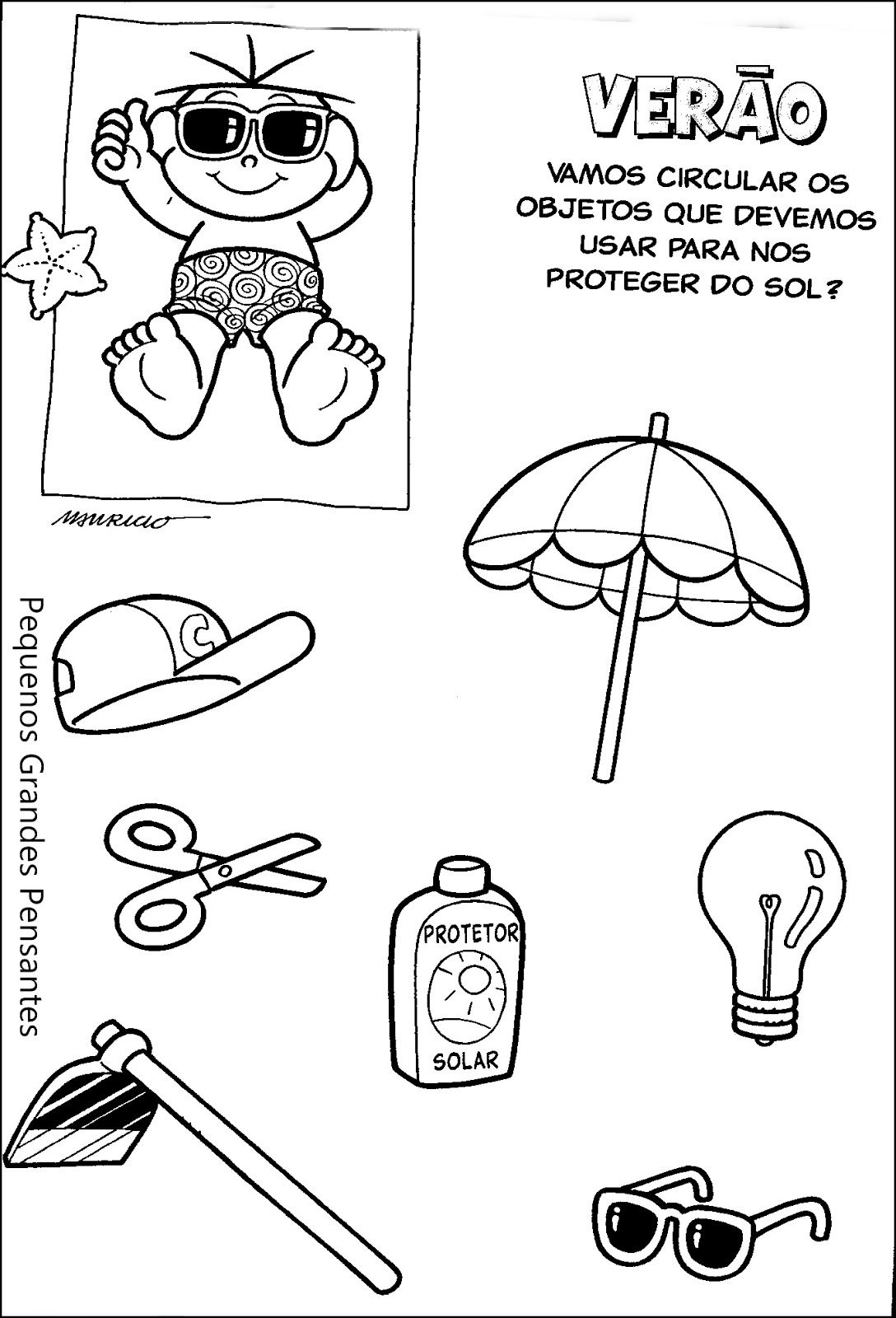Atividades Percepcao Visual Na Educacao Infantil Educacao