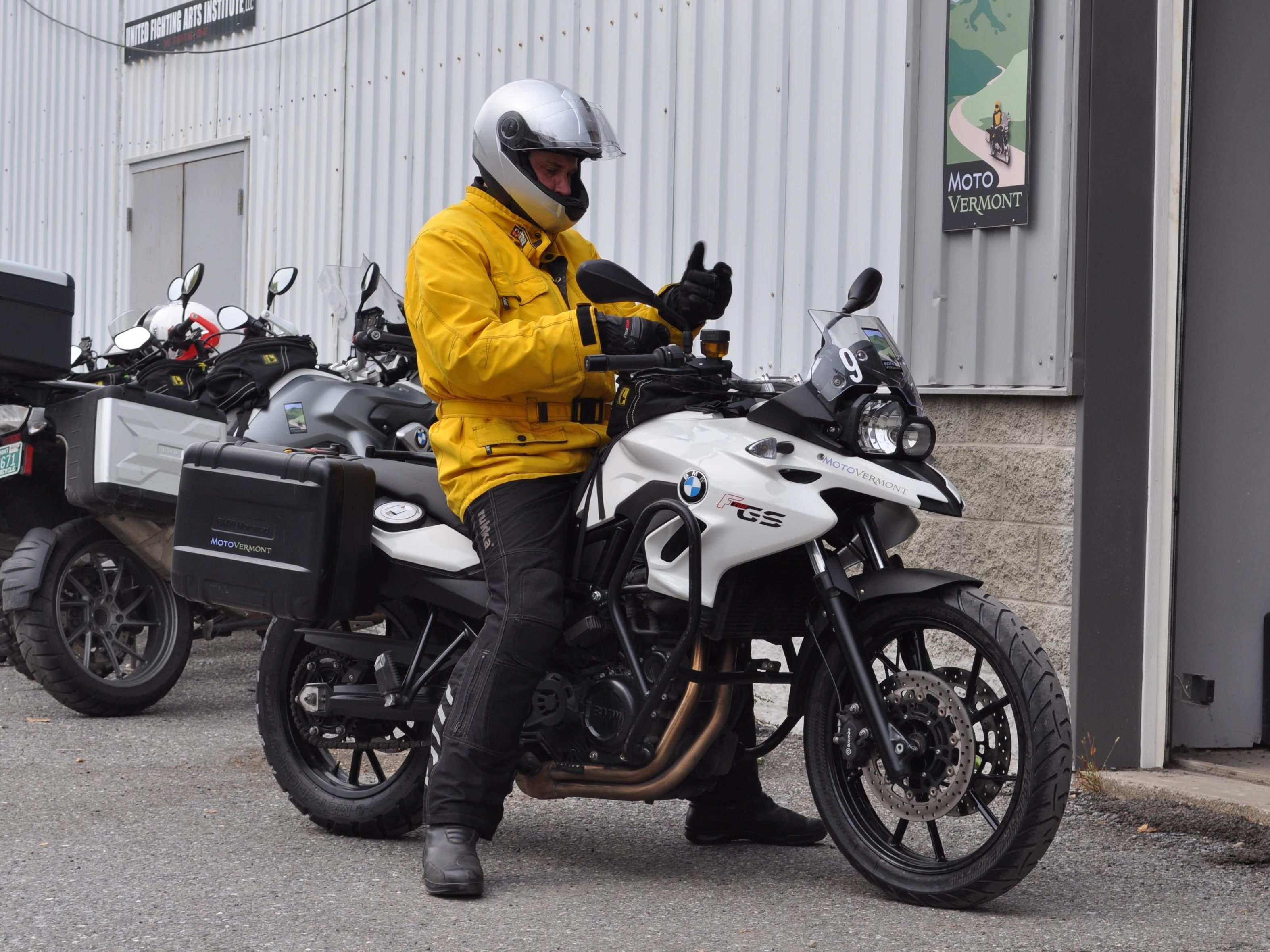 Motovermont bmw f700gs http www motovermont com motorcycle