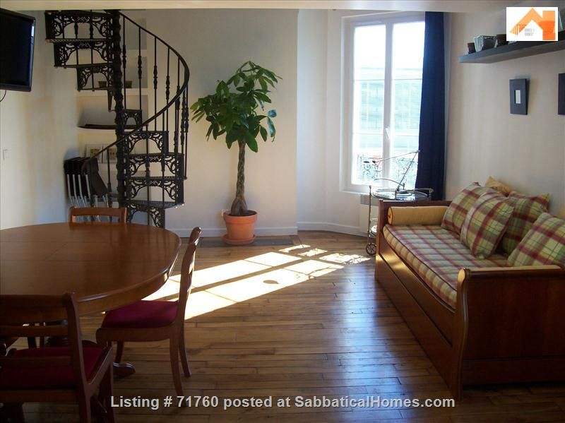 Just A Little Rental In Paris Sabbaticalhomes House For Rent Home Rentals Apartment For Rent Listings Apartment Guide Renting A House Home