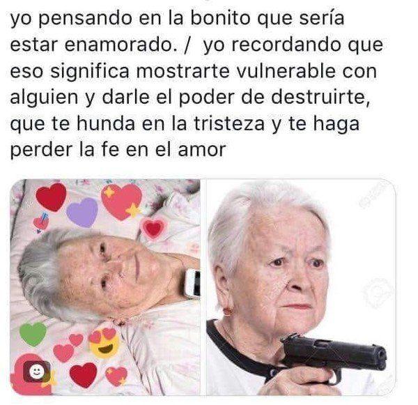 El Amor Es Lo Peor Que Te Puede Pasar Memes Cute Memes Petty Memes