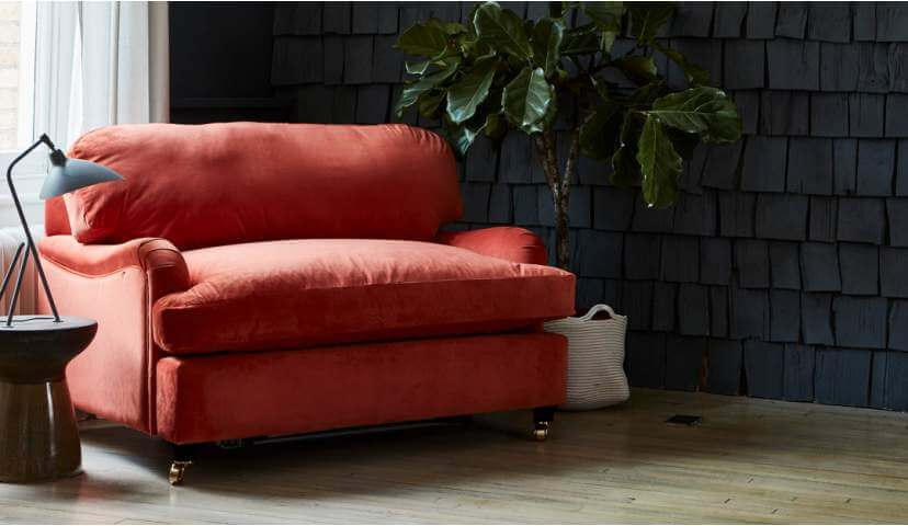 Helston Loveseat Sofa Bed In 2020 Loveseat Sofa Bed Loveseat Sofa Corner Sofa Fabric