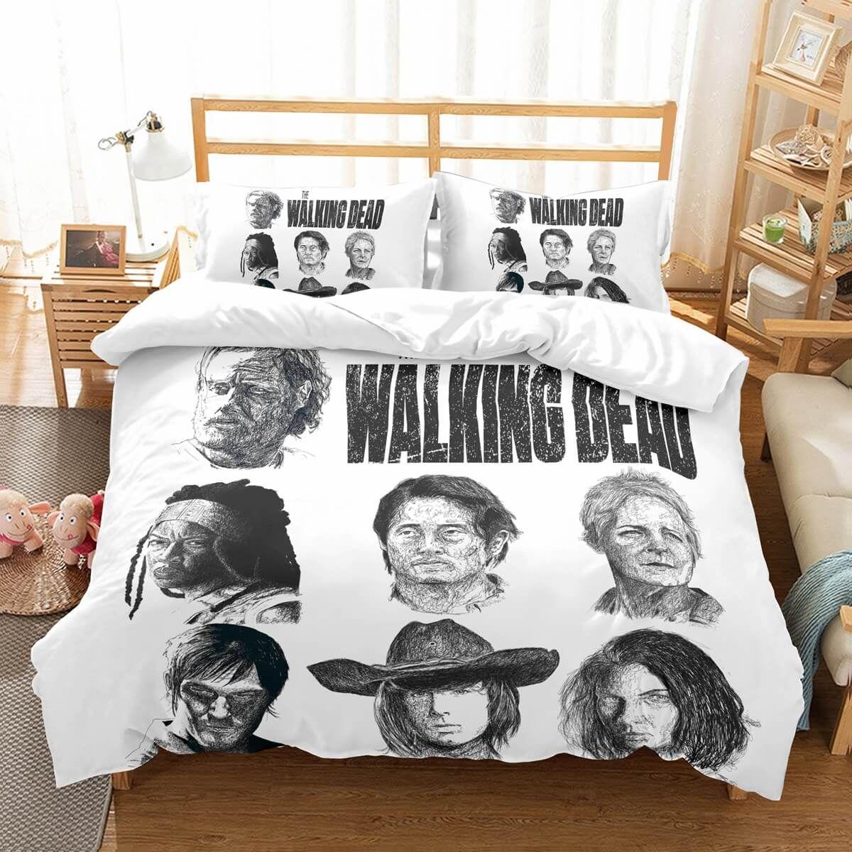 Walking Dead Bedroom Set Car Design Today
