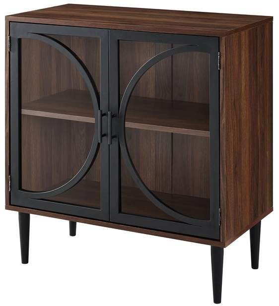 Chorley 2 Door Accent Cabinet In 2021 Accent Cabinet Industrial Storage Cabinets Accent Doors