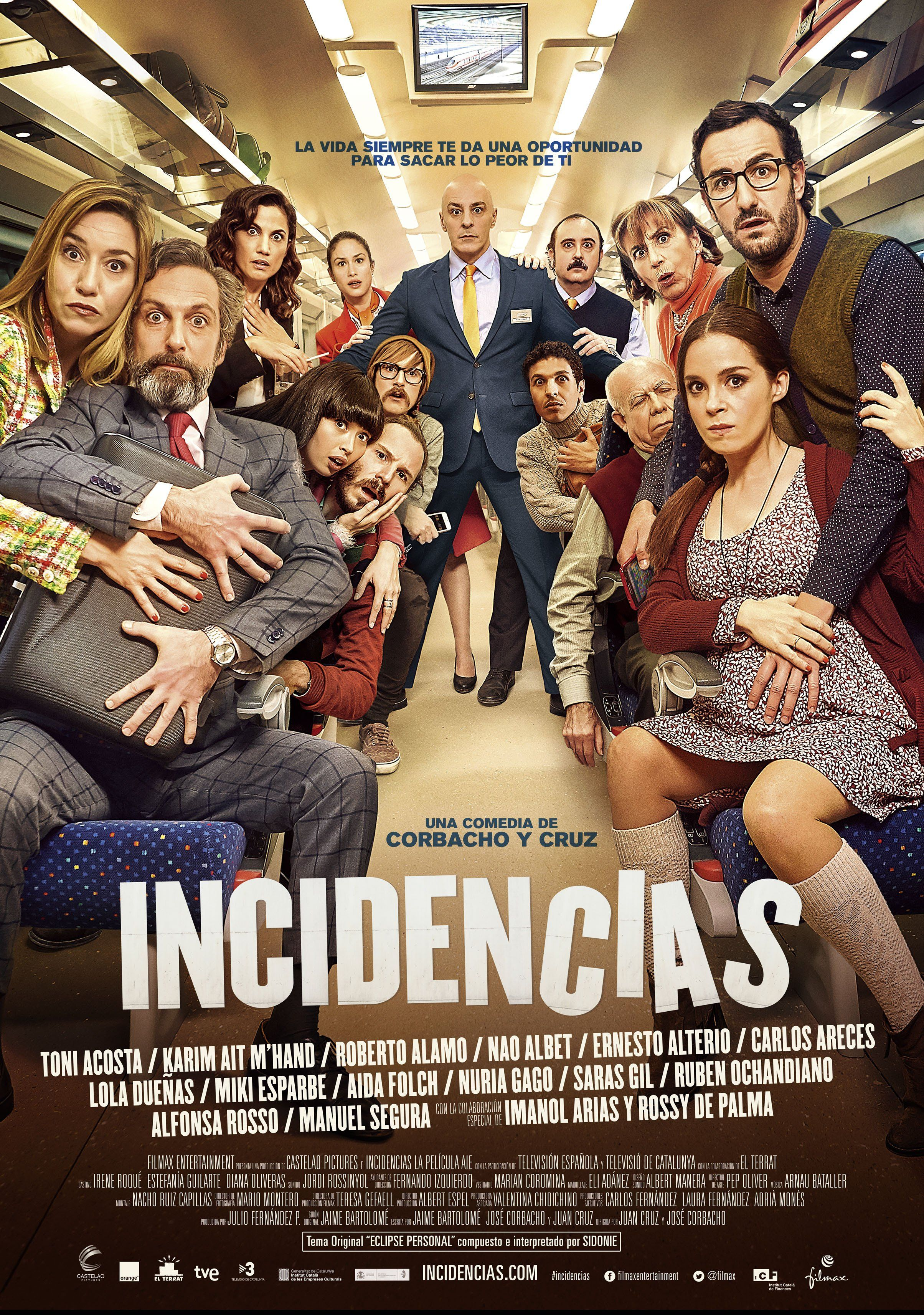 Incidencias (2015) Free movies online, Movies online