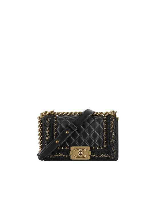 5fa4a2b7e062 Chanel Fall Winter 2016 Act 2 Bag Collection – Front Row Only ...