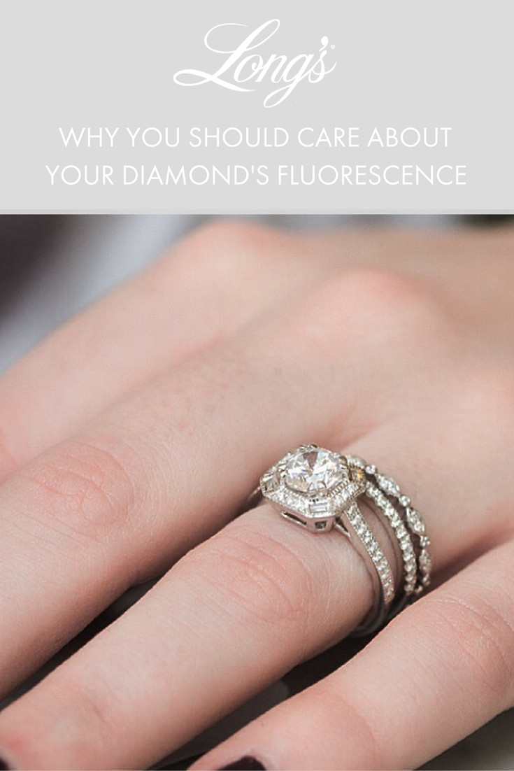 Why You Should Care About A Diamond\'s Fluorescence | Engagement