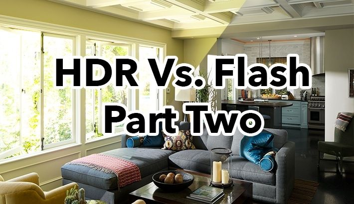 Architectural Photography Tutorial flash vs. hdr for interiors and real estate photography, part ii