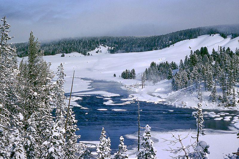 yellowstone national lewis river   Parques Nacionais dos EUA   Fórum Outer Space - O único com ...
