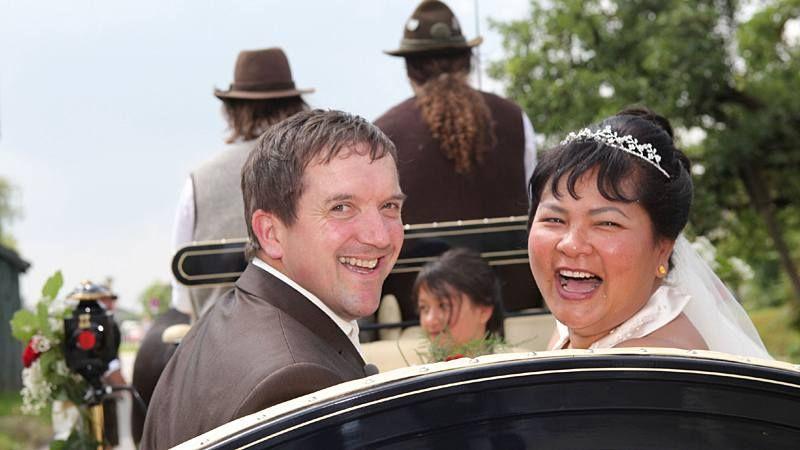 Bauer Sucht Frau Hochzeiten Alle 33 Paare Auf Einen Blick Inka Bause Hochzeit Ehepaar