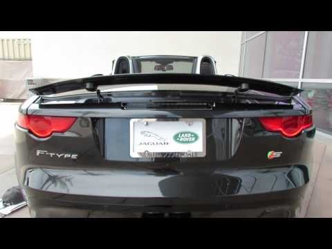 The 2014 Jaguar F Type Convertible Has Arrived At Jaguar Land Rover North  Scottsdale (available In And Variants)!