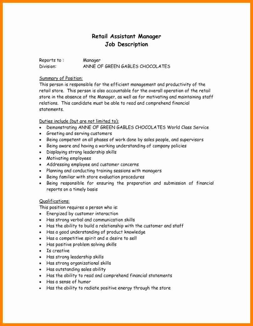 20 Grocery Store Manager Resume in 2020 Job resume