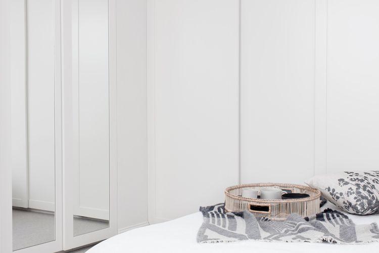 H interior design residence 1409 bedroom