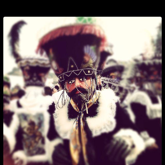 Tepoztlán. Carnaval . México